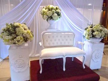 כיסא כלה חדש נחנך באולמות יד אליעזר